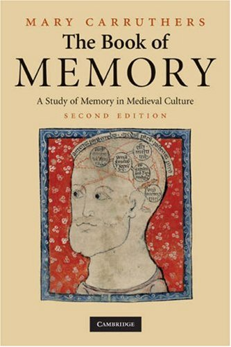 Book of Memory A Study of Memory in Medieval Culture 2nd 2008 (Revised) edition cover