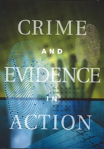 Crime and Evidence in Action  9th 2004 edition cover