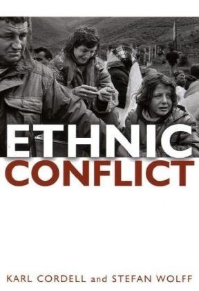 Ethnic Conflict Causes, Consequences, and Responses  2010 edition cover