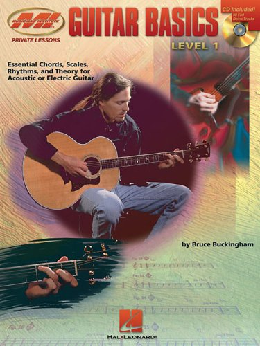 Guitar Basics Essential Chords, Scales, Rhythms and Theory N/A edition cover