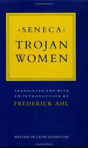Trojan Women  Reprint 9780801494314 Front Cover