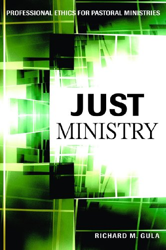 Just Ministry Professional Ethics for Pastoral Ministers  2010 edition cover