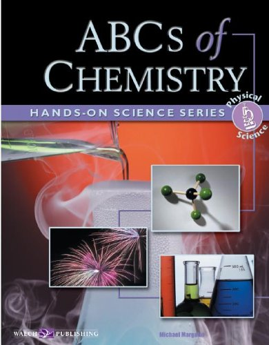 Hands-on Science ABCs of Chemistry Teachers Edition, Instructors Manual, etc.  9780825139314 Front Cover