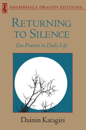 Returning to Silence   1988 9780877734314 Front Cover