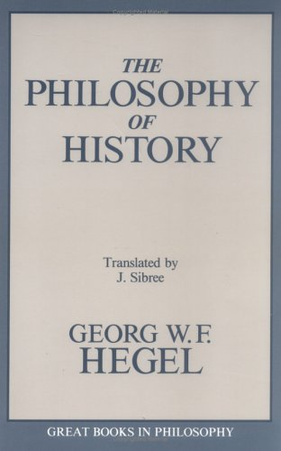 Philosophy of History   1991 (Unabridged) edition cover