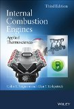 Internal Combustion Engines Applied Thermosciences 3rd 2015 edition cover