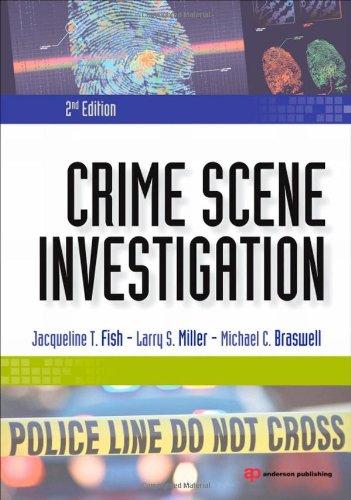 Crime Scene Investigation  2nd 2010 (Revised) edition cover