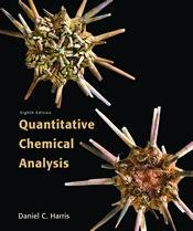 Quantitative Chemical Analysis and Solution Manual   2010 9781429266314 Front Cover