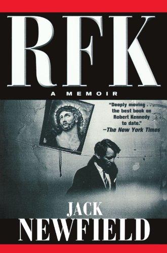 RFK: a Memoir   2003 9781560255314 Front Cover