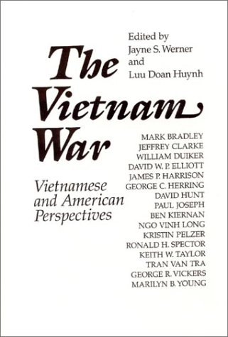 Vietnam War Vietnamese and American Perspectives  1994 edition cover