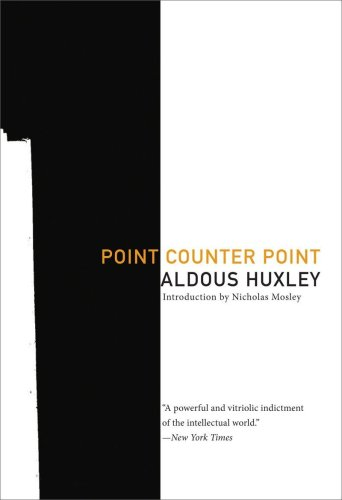 Point Counter Point  Reprint edition cover