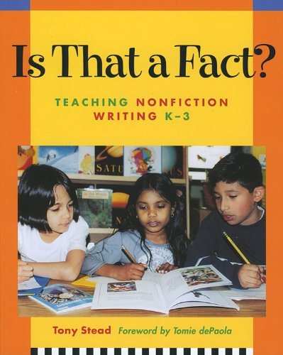 Is That a Fact?   2001 edition cover