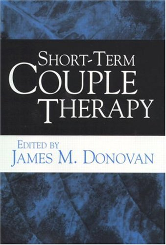 Short-Term Couple Therapy   1999 edition cover