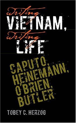 Writing Vietnam, Writing Life Caputo, Heinemann, O'Brien, Butler  2008 edition cover