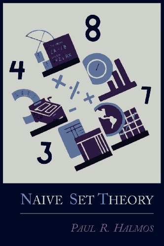 Naive Set Theory  N/A edition cover