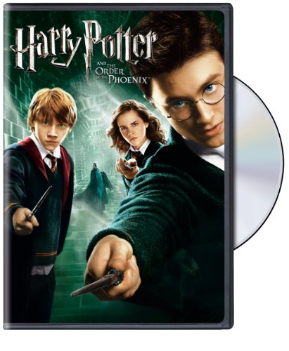 Harry Potter and the Order of the Phoenix (Widescreen Edition) System.Collections.Generic.List`1[System.String] artwork