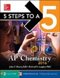 5 Steps to a 5 AP Chemistry 2016  8th 2015 edition cover