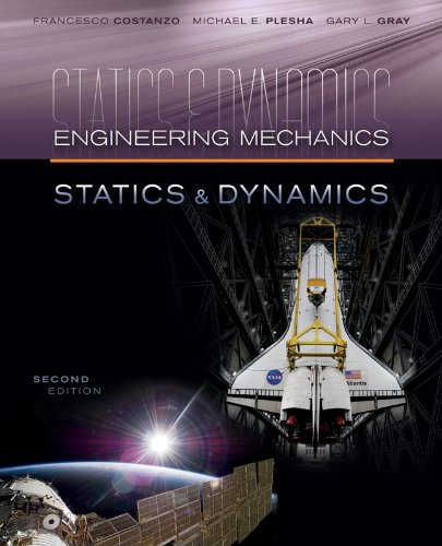 Engineering Mechanics Statics and Dynamics 2nd 2013 edition cover