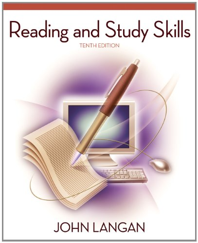 Reading and Study Skills  10th 2013 edition cover