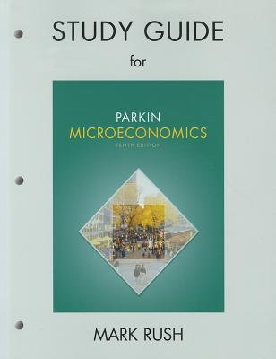 Study Guide for Microeconomics  10th 2012 edition cover