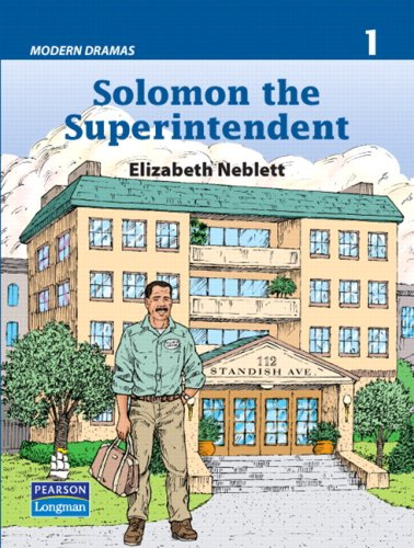 Solomon the Superintendent (Modern Dramas 1)   2008 edition cover