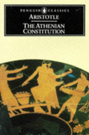 Athenian Constitution   1984 edition cover