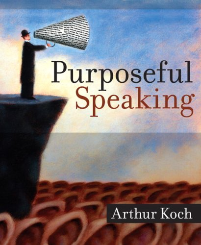 Purposeful Speaking   2007 edition cover