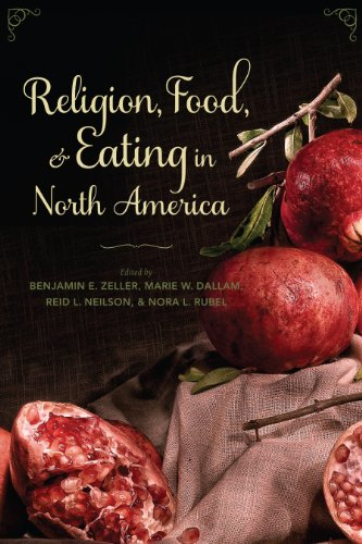 Religion, Food, and Eating in North America   2014 edition cover
