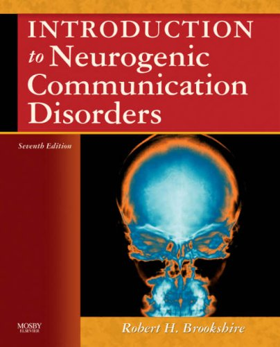 Introduction to Neurogenic Communication Disorders  7th 2007 (Revised) edition cover