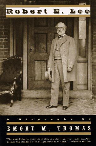 Robert E. Lee A Biography N/A edition cover