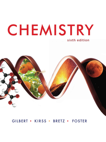 Cover art for Chemistry: the Science in Context, 6th Edition