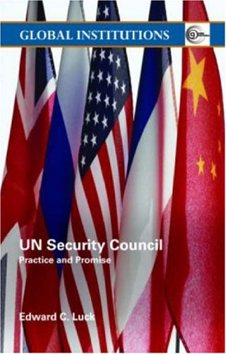 Security Council Practice and Promise  2012 (Annotated) edition cover