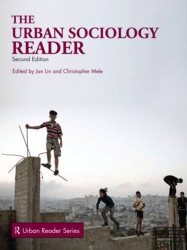 Urban Sociology Reader  2nd 2013 (Revised) edition cover