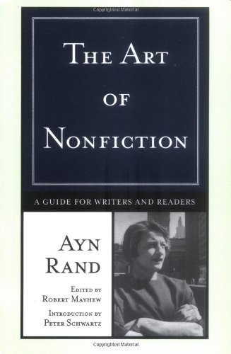 Art of Nonfiction A Guide for Writers and Readers  2001 edition cover
