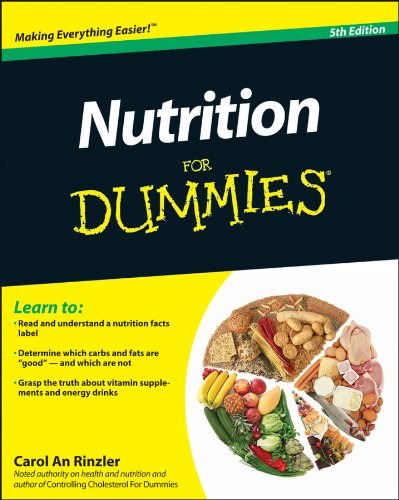 Nutrition for Dummies�  5th 2011 edition cover
