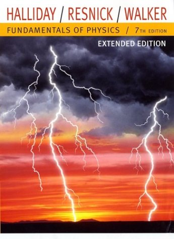 Fundamentals of Physics EGrade Plus Stand-Alone Access 7th 2005 (Revised) edition cover