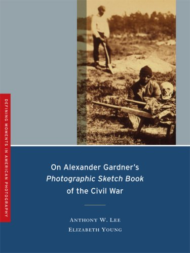 On Alexander Gardner's Photographic Sketch Book of the Civil War   2007 edition cover