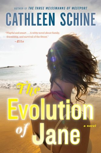 Evolution of Jane   1998 9780547520315 Front Cover