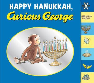Happy Hanukkah   2012 9780547757315 Front Cover