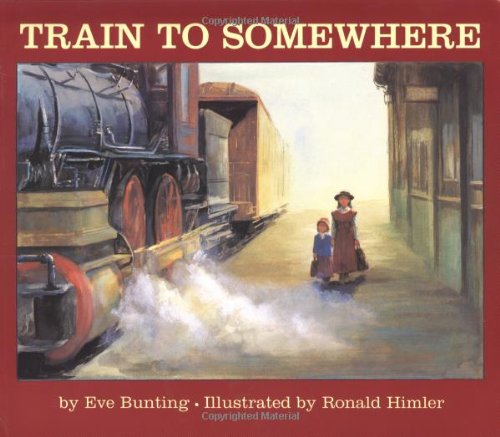 Train to Somewhere   2000 edition cover