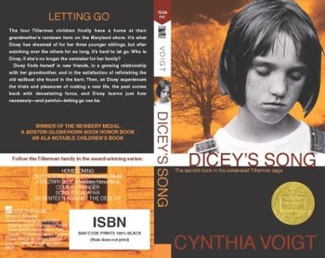 Dicey's Song   2002 edition cover