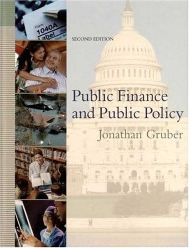 Public Finance and Public Policy  2nd 2008 edition cover
