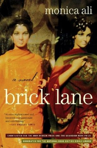 Brick Lane   2003 edition cover