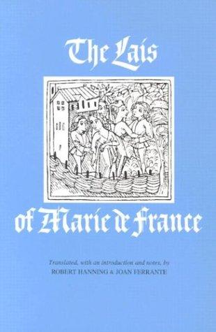 Lais of Marie de France  N/A edition cover