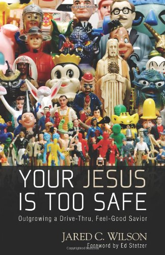 Your Jesus Is Too Safe Outgrowing a Drive-Thru, Feel-Good Savior  2009 edition cover