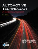 Automotive Technology: A Systems Approach  2014 edition cover