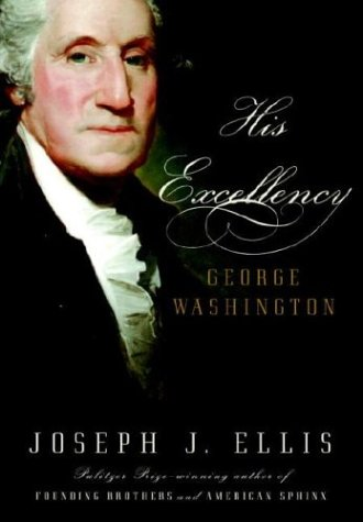 His Excellency George Washington  2004 edition cover