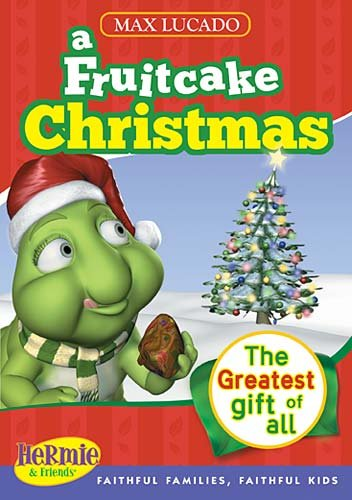 Fruitcake Christmas   2011 9781400318315 Front Cover