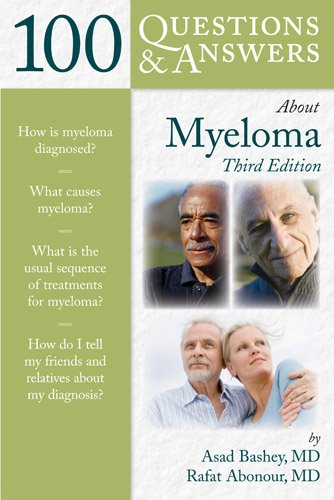 100 Questions and Answers about Myeloma  3rd 2014 9781449689315 Front Cover
