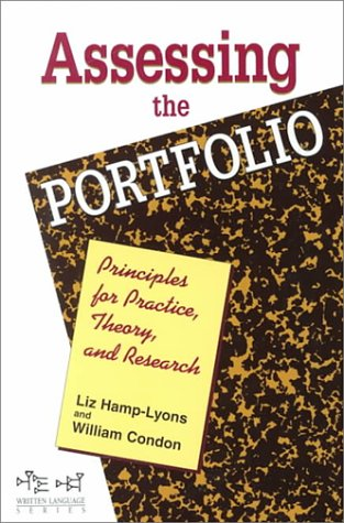 Assessing the Portfolio Principles for Practice, Theory and Research  2000 9781572732315 Front Cover